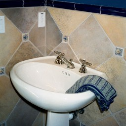 Residential Bathrooms
