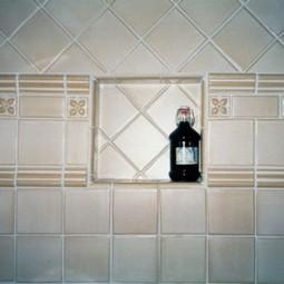 Tile Shower Shelf